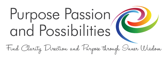 Purpose Passion and Possibilities Logo